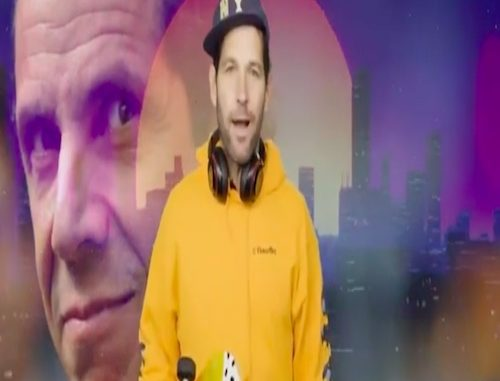 CUOMO ENDS PAUL RUDD'S CAREER